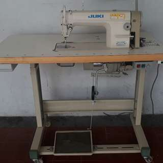 Juki sewing machine heavy duty.