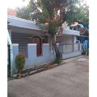 Dikontrak Rumah 3 Kamar Tidur Type 45 di Kompl. SBS Bekasi Utara.