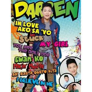 Darren Espanto First Album