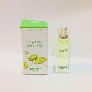 Hermes Un Jardin Sur Le Nil edt 7.5 ml.