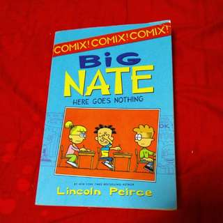 Big Nate here goes nothing