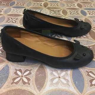 marc jacobs block heels size 8