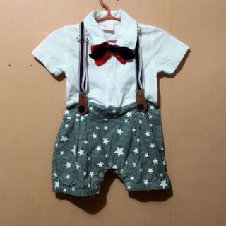 Onesies for baptismal or any formal event