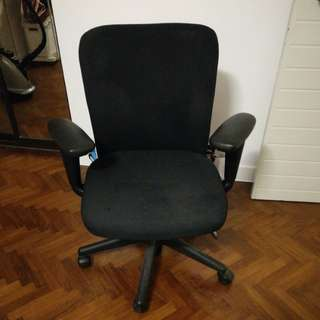 Haworth Look Desk Chair