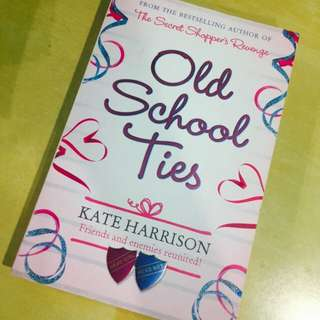 Old School Ties Novel
