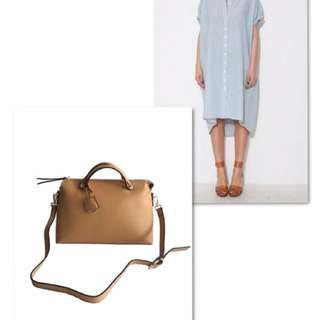 M Studio bag (Fendi By The Way inspired)