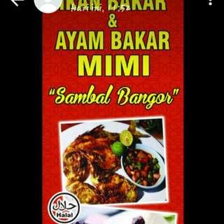 Ikan & Ayam Bakar
