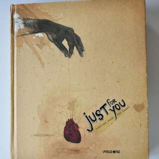 Just for You: Designs from the Heart by Pablo Correa (2009)