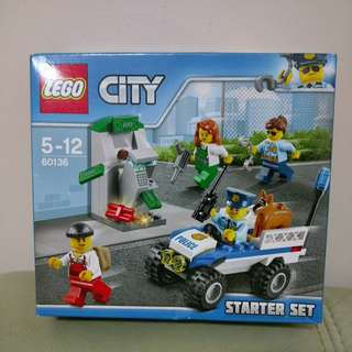 Lego 樂高 city series 60136