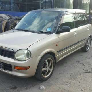 KELISA AUTO 2007 TIP TOP CONDTION (BEST PRICE IN TOWN) (SGPORE SCRAP CAR)