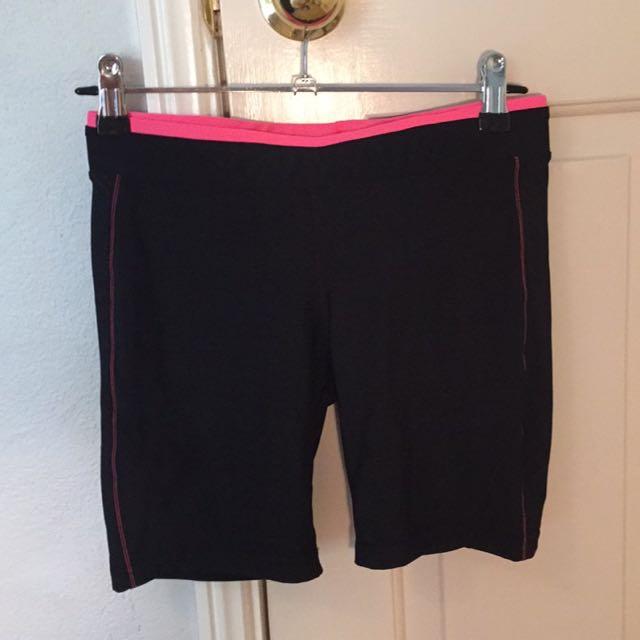 2x Bike Shorts