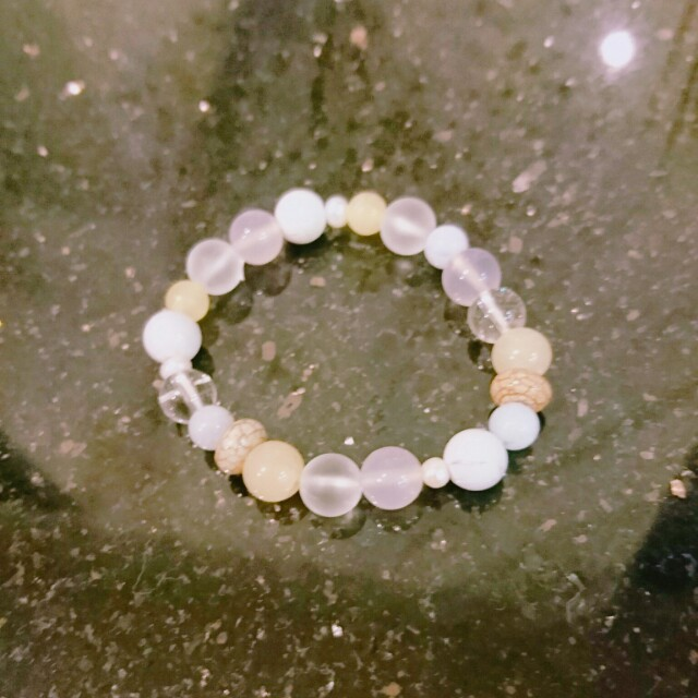 日本水晶手鍊