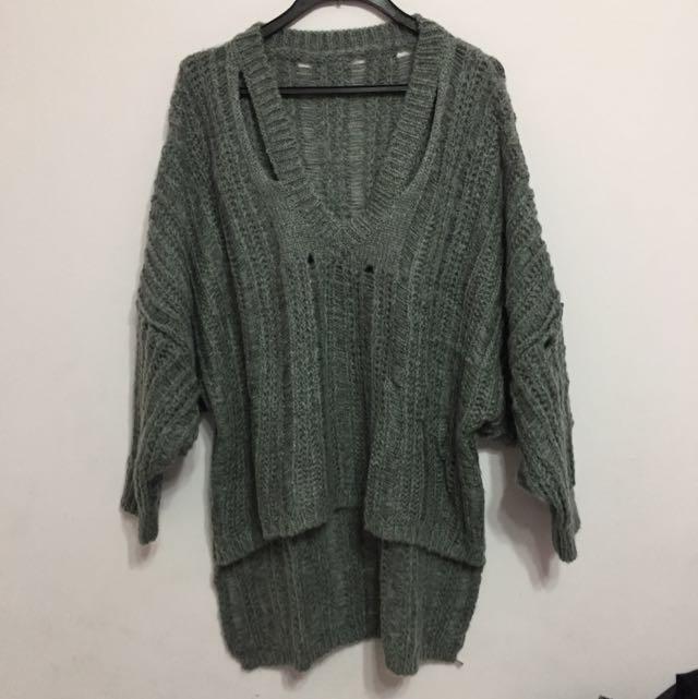 造型針織衫