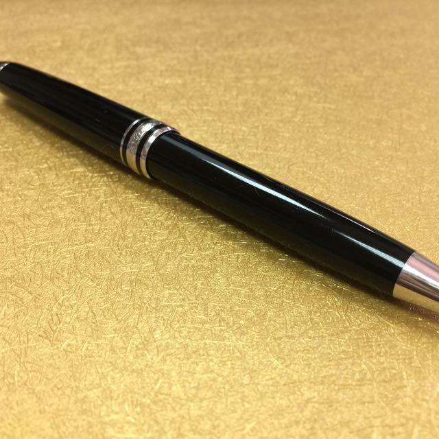 萬寶龍原子筆-真品