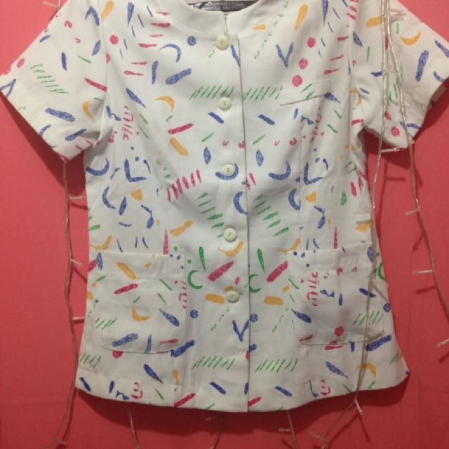 Abstrack Shirt
