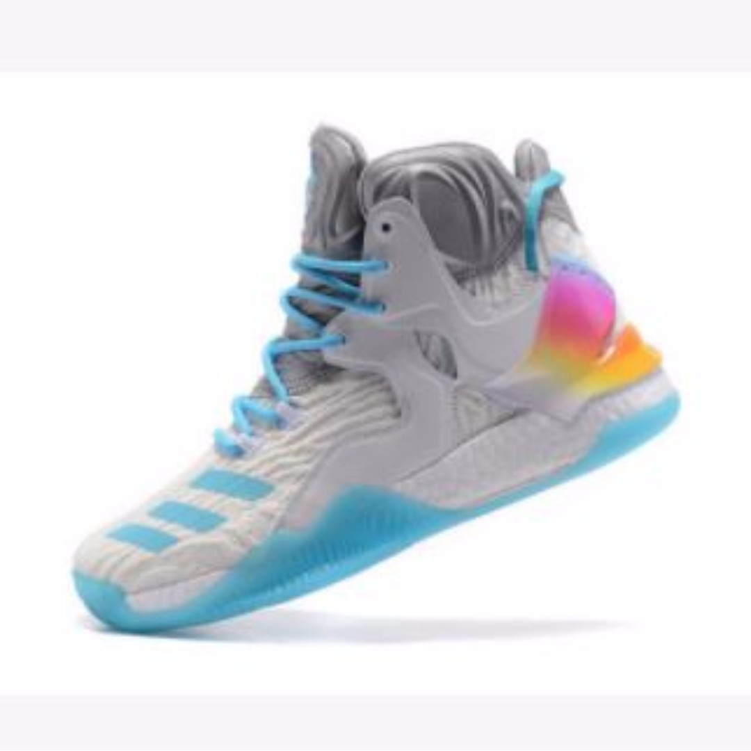 sports shoes 2e9c6 d7779 Adidas D Rose 7 High, Men s Fashion, Footwear on Carousell