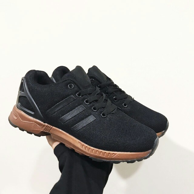 buy popular f54b1 03997 Clearance ! Adidas ZX Flux Black Copper