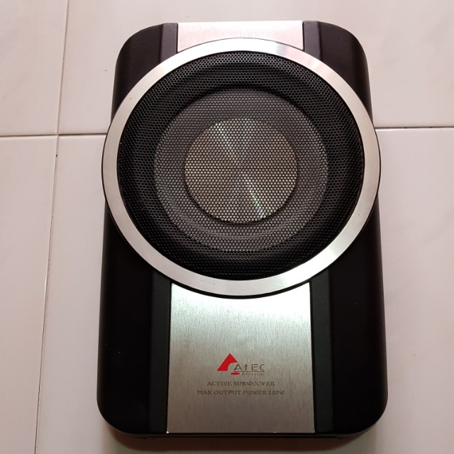 AtEc Acoustic active subwoofer