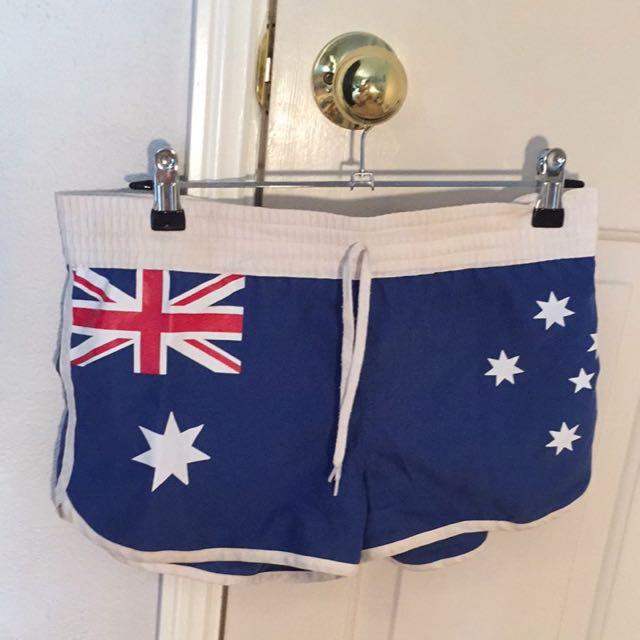 Aussie Girl Shorts