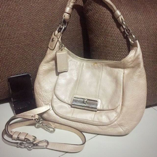 Authentic Coach 2-way bag