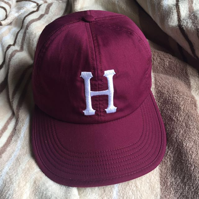 Authentic HUF hats