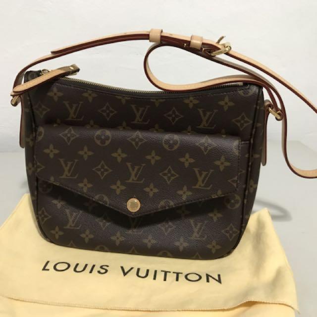 e8eaf7a0742d Authentic Louis Vuitton Mabillon in Monogram   Last Price