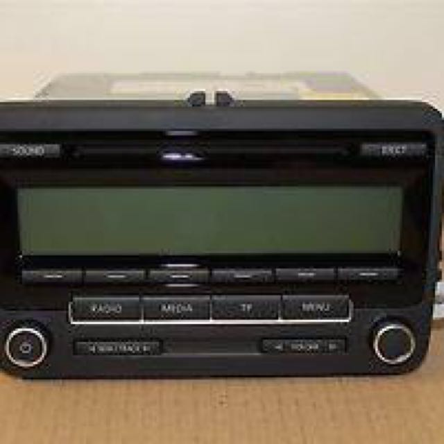 Authentic RCD310 Player