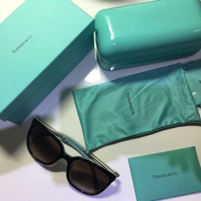 f59b9cc39cd2 Authentic Tiffany   Co Sunglasses T Co