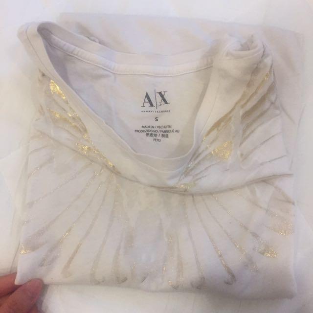 A|X 透膚tshirt
