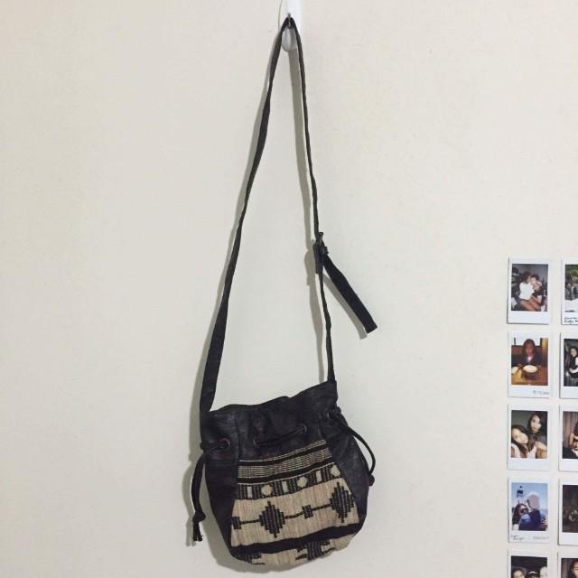 Aztec mini bag