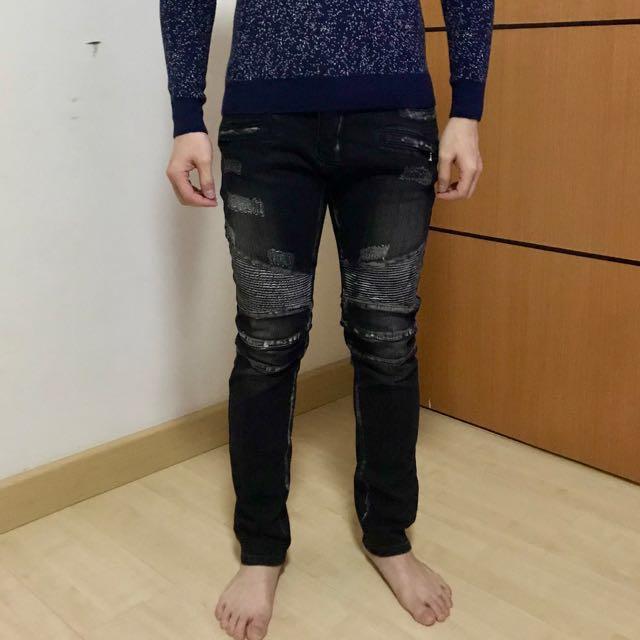 Balmain Jeans (mirror quality, 90% kondisi)