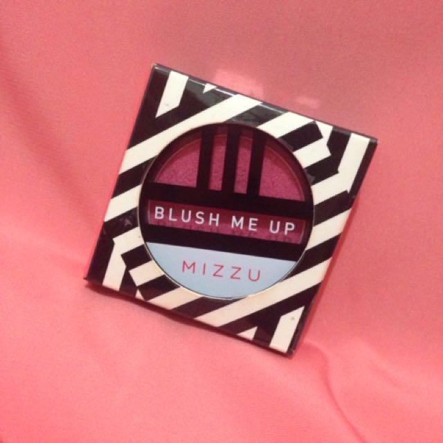 "Blush On Mizzu ""Blush Me Up"""