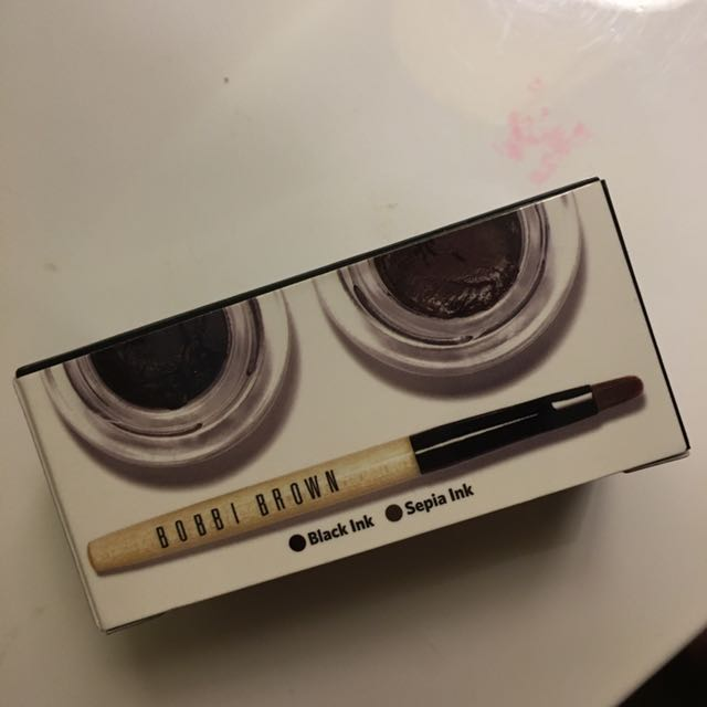 Bobbi brown gel eyeliner