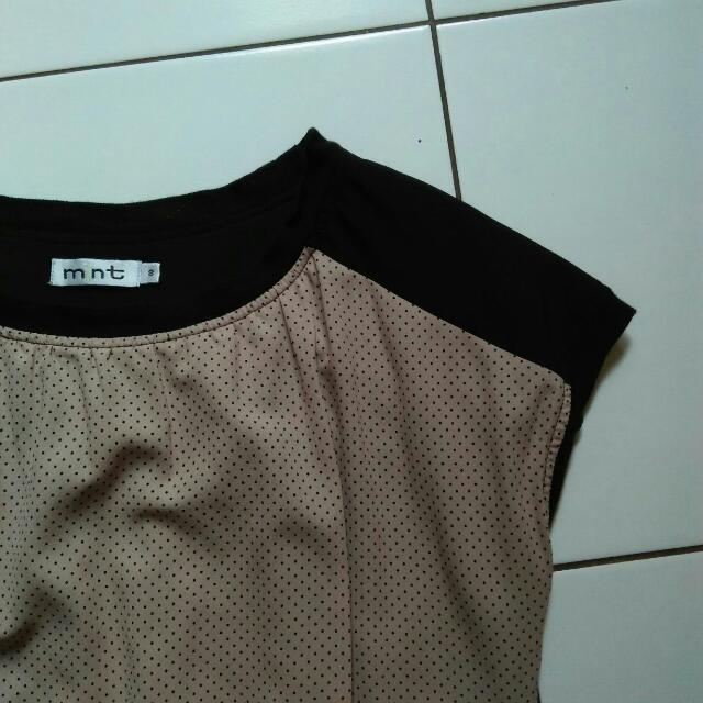 Brown Dress (Mint)
