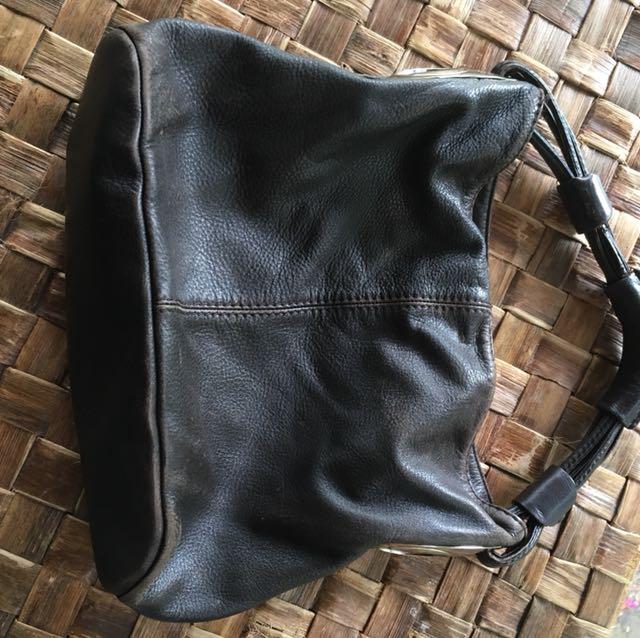 Brown Oroton Bag