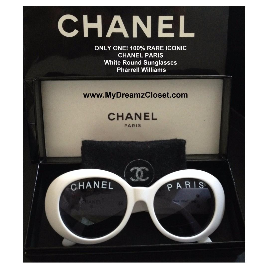 7cb289e8bc4c2 Vintage Chanel 1993 Runway Sunglasses. photo photo .