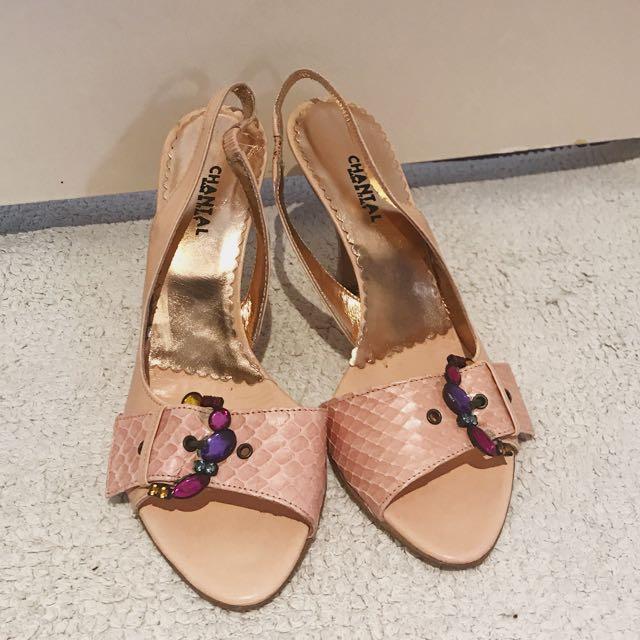 Chantal Buckle Sandals