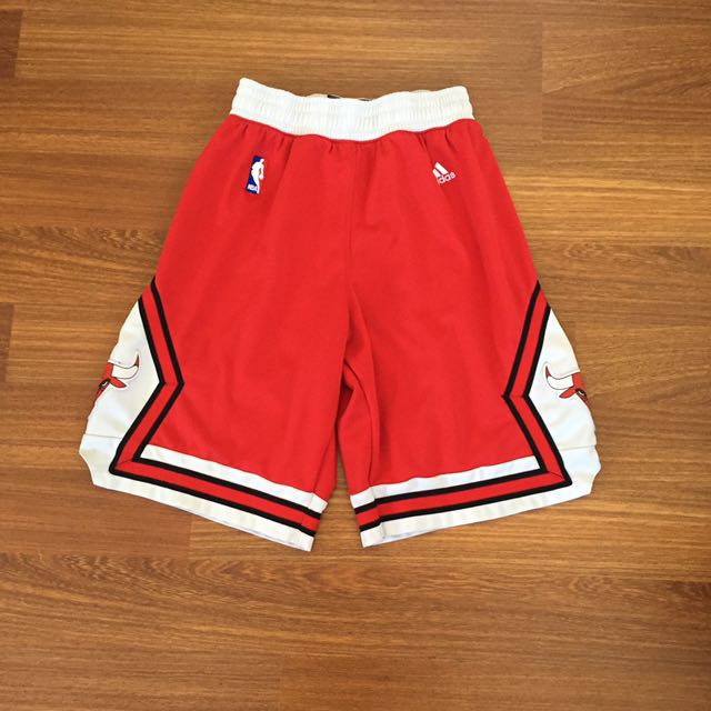 Chicago Bulls shorts Authentic
