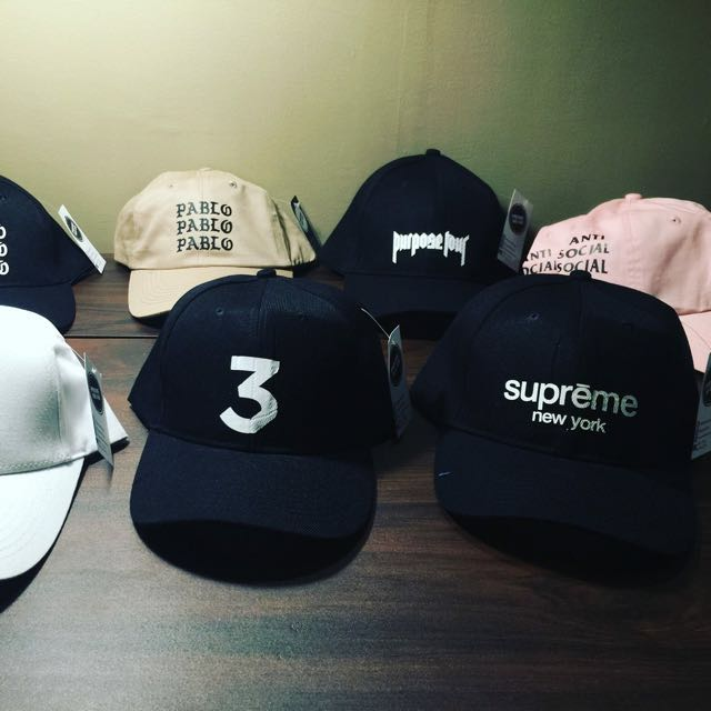 Dad Caps & Trucker Caps (Hype Brands And Icons)