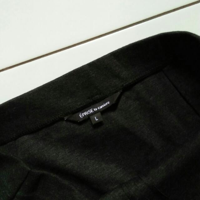 Dark Grey Skirt (Eprise)