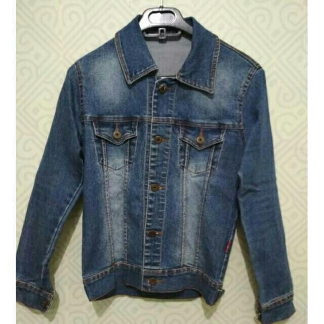 Denim Jacket (msh bagus)