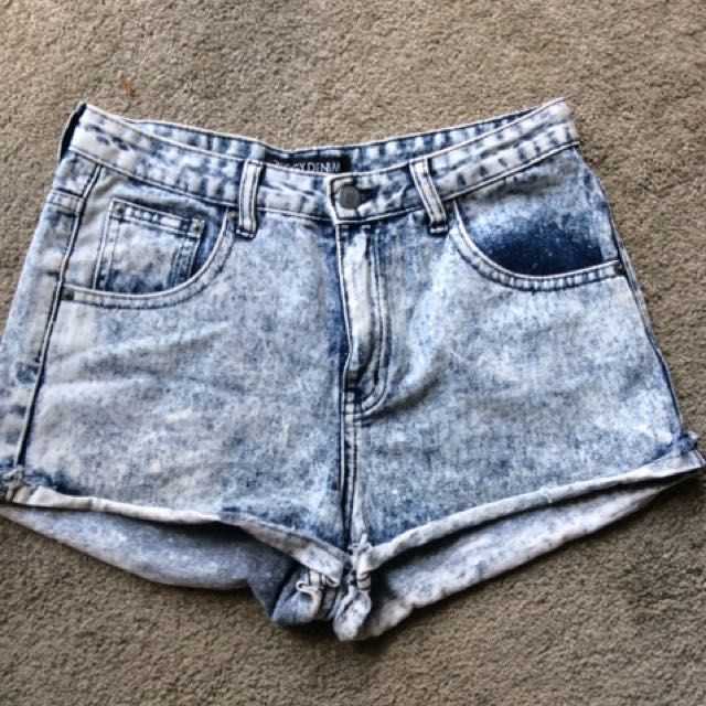 Denim Shorts Ziggy Denim