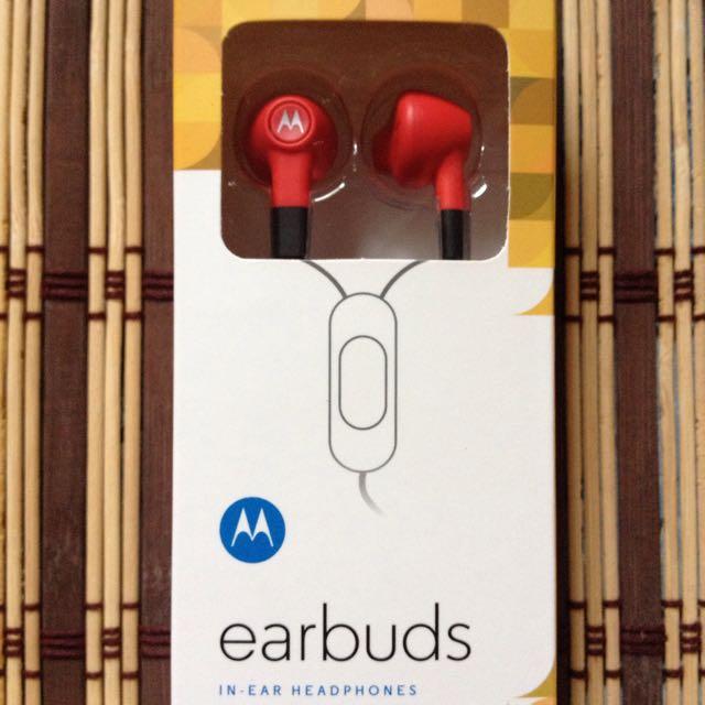 Earphone (EARBUDS)