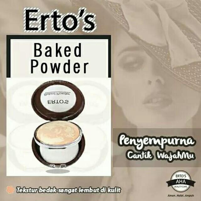 Ertos Baked Powder
