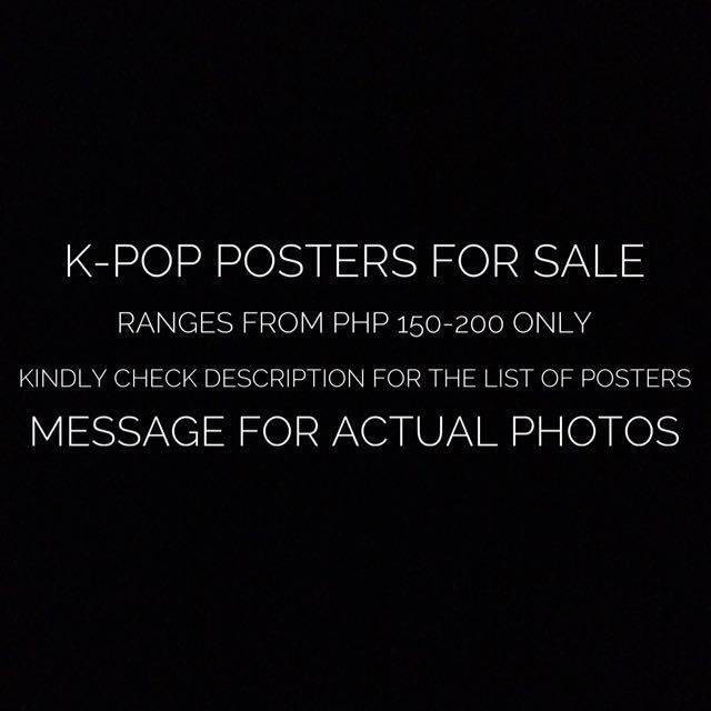 EXO XOXO Horizontal Version