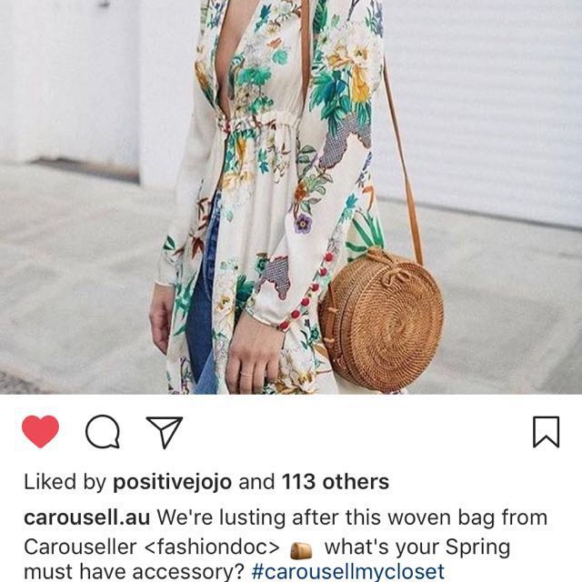 Featured On Carousell Au's Insta Page! ❤️ + Love Parcels Out For Delivery!!