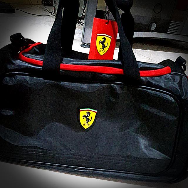 Ferrari Sports Bag Large