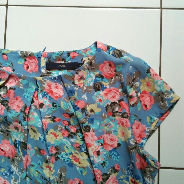 Floral Dress (Fame)