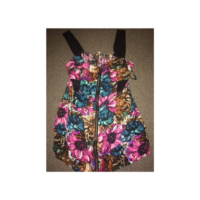 Floral Dresses!