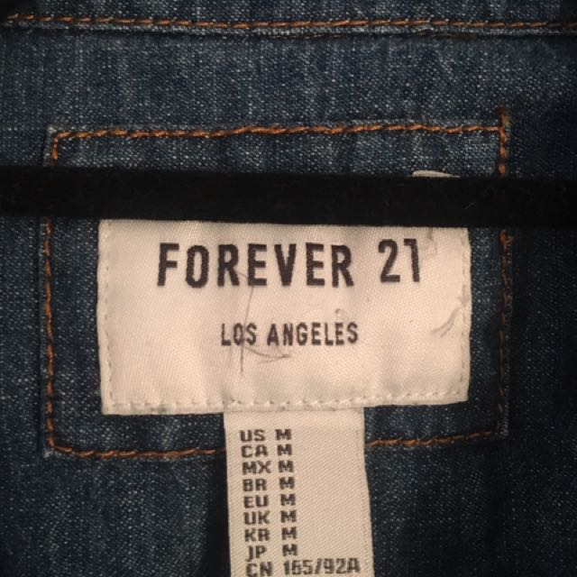 Forever 21 Denim top/ Jacket